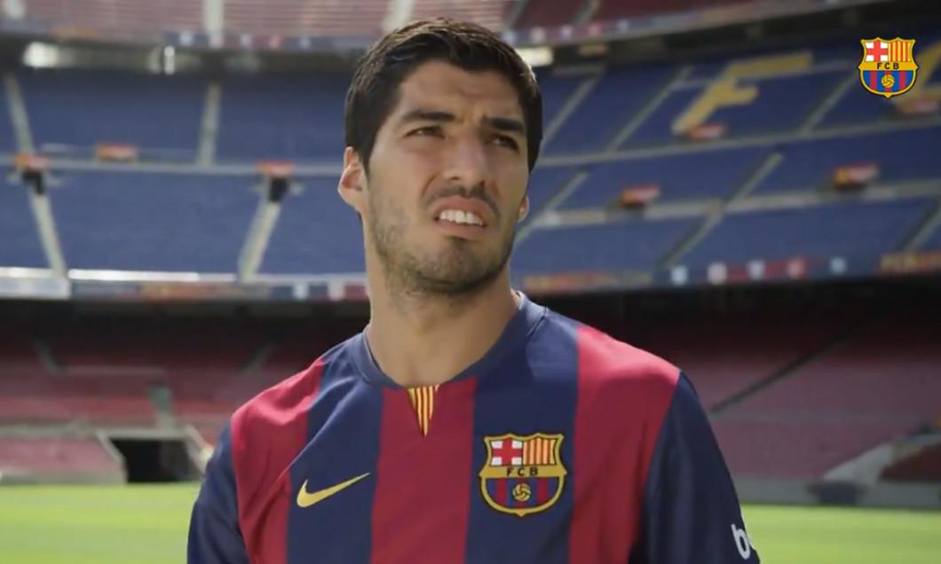 În sfârşit transferul lui Suarez s-a făcut!