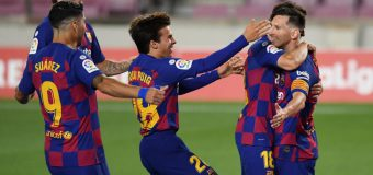 Barcelona renaşte! Prima lovitură de proporţii pe piaţa transferurilor, după ce Leo Messi a anunţat că rămâne la club