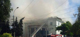 Violeta Ivanov despre incendiul la Filarmonica de Stat: Este o tragedie națională
