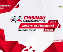 Nici cea mai mare competiție de alergare din țară nu mai e ce a fost! Modul în care se va desfășura Maratonul din Chișinău!