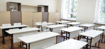 17 de clase din țară – plasate în carantină. Situația epidemiologică curentă în instituțiile de învățământ