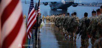 Militari şi tancuri americane vor staţiona în Lituania timp de două luni, în contextul tensiunilor cu Belarus