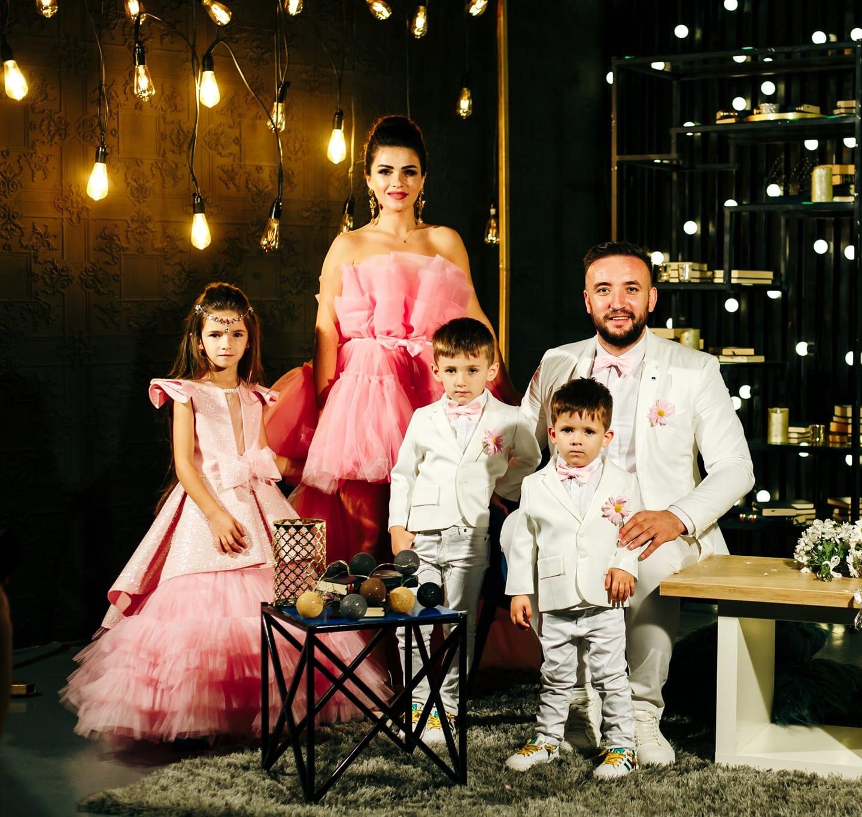 """Ilie și Tatiana Maxian au sărbătorit nunta de aluminiu: Niciodată nu am regretat acel """"DA""""!"""