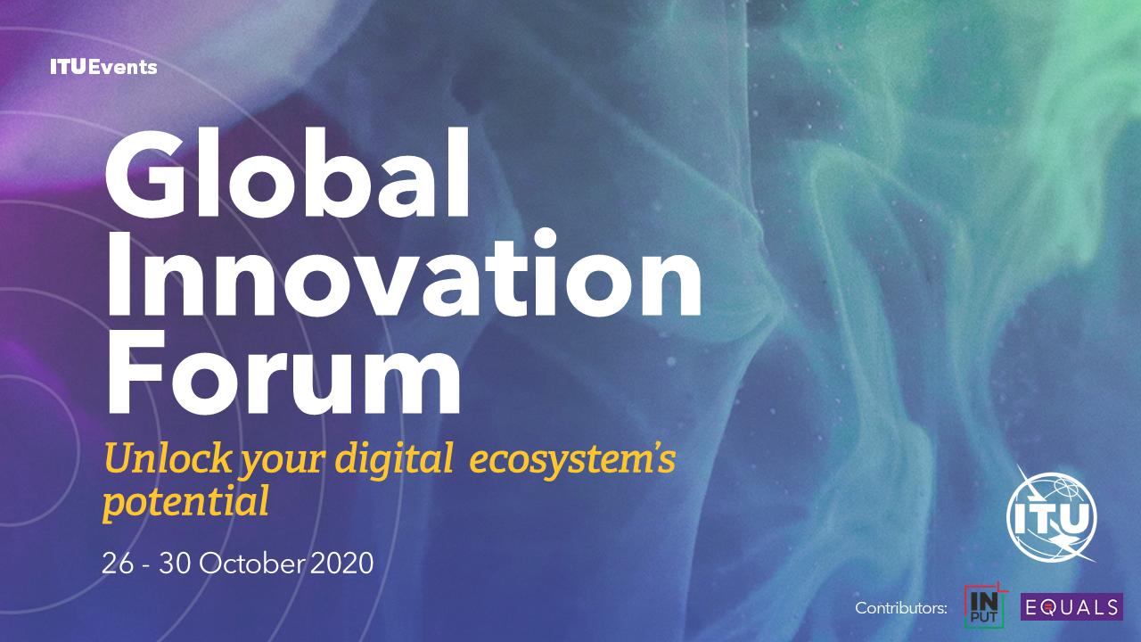 AGEPI – Forumul Global al Inovării 2020. Deblocați potențialul ecosistemului digital