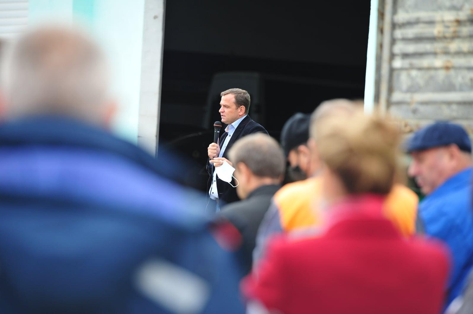 Andrei Năstase: Voi fi cel care va curăţa RM de spioni şi de agenţii de toate felurile