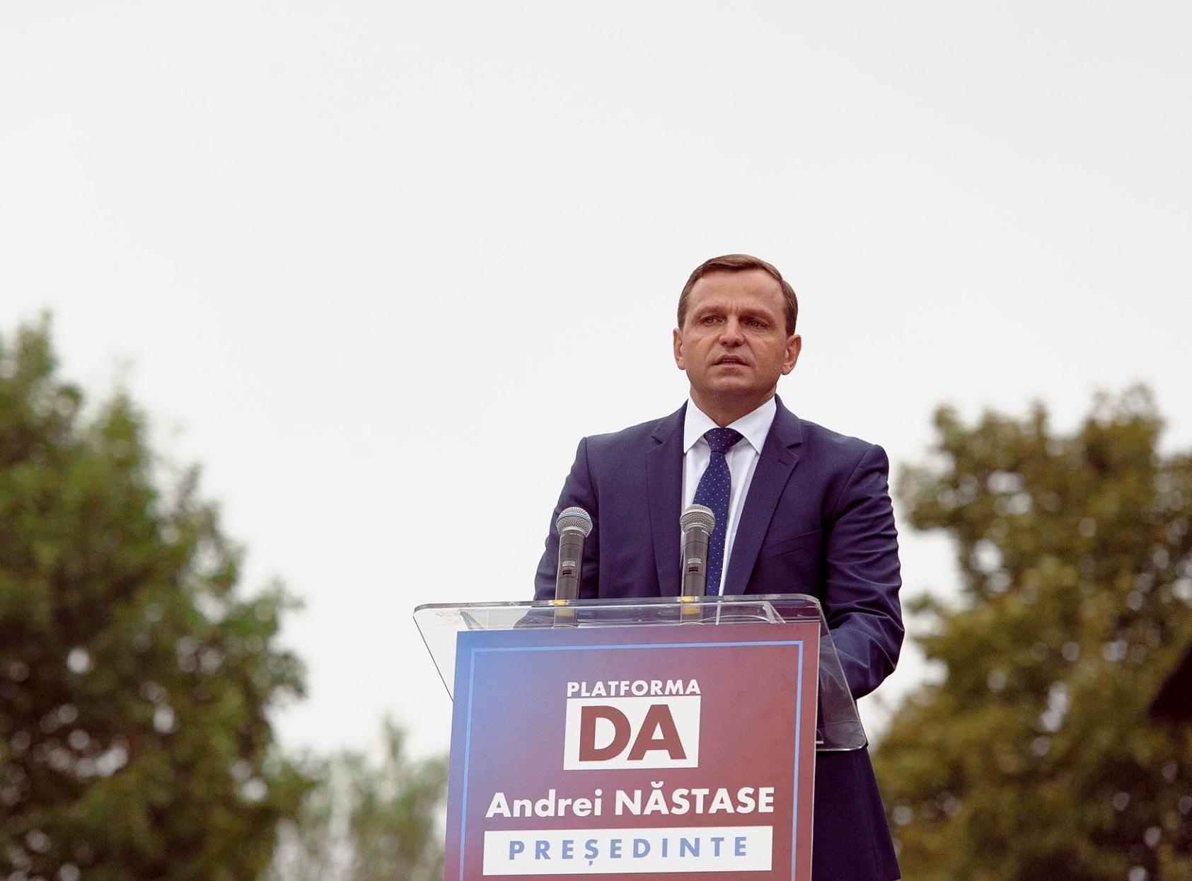 Năstase: În calitate de președinte al Republicii Moldova, eu voi pune în aplicare imediată…