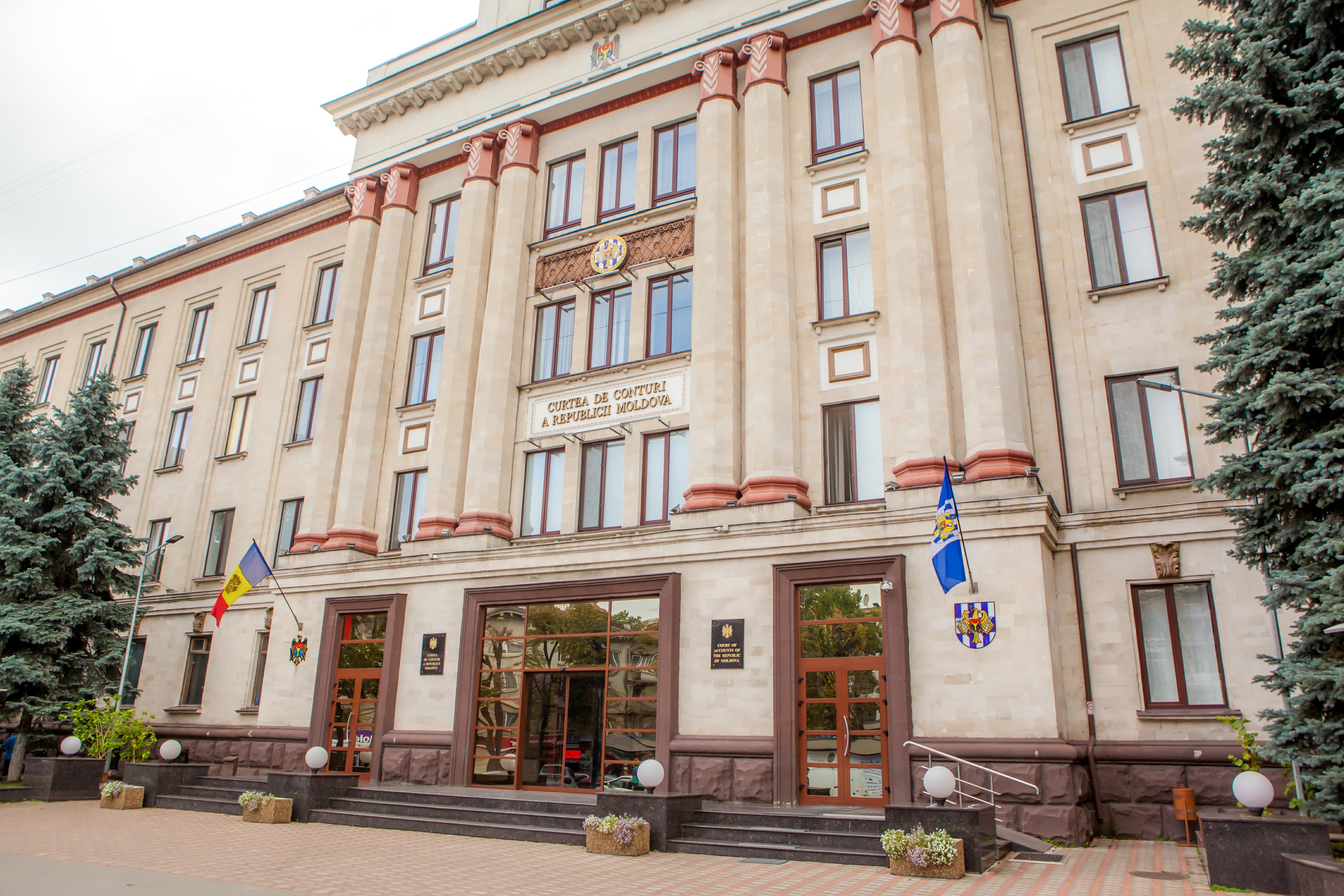Asistență tehnică pentru Curtea de Conturi a Republicii Moldova