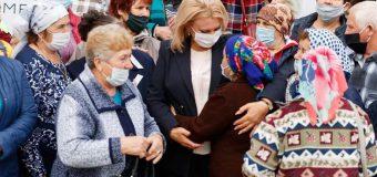Violeta Ivanov: Pensionarii vor avea pensie lunară de cel puțin 5000 de lei