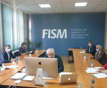 """Ședință a managerilor IP FISM cu reprezentanții misiunii Băncii Mondiale în cadrul Proiectului """"Reforma Învățământului din Moldova"""""""
