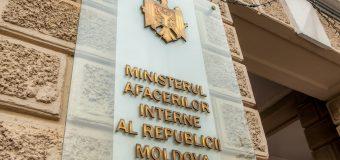 Moțiunea simplă asupra activității Ministrului Afacerilor Interne, susținută de Comisia securitate națională, apărare și ordine publică