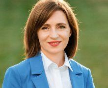 Maia Sandu: Azi, mai mult decât oricând, femeile pot fi ceea ce-și doresc