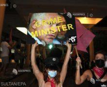 Israel: Manifestaţii anti-Netanyahu în pofida restricţiilor sanitare