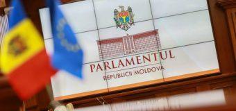 Pe parcursul anului 2020, Parlamentul s-a convocat în 33 ședințe plenare