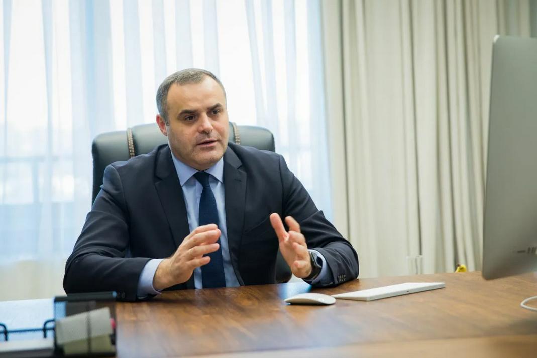 """Șeful """"Moldovagaz"""": """"Am învățat că trebuie să avem răbdare, că lucrurile mari nu se fac peste noapte"""""""