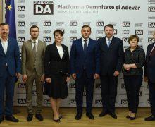 Năstase: Fracțiunea parlamentară a Platformei DA, în cooperare cu Fracțiunea din CMC au elaborat și depus proiectul de modificare a legii nr.303