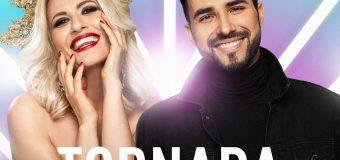 Dianna Rotaru şi Maxim Zavidia au lansat piesă: În ciuda sezonului rece, melodia TORNADA va încălzi atmosfera!