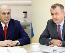 Premierul Chicu a avut o discuție cu omologul său rus