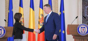 După inaugurarea Președintelui ales Maia Sandu, Klaus Iohannis va veni la Chișinău!