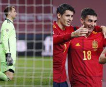 Liga Naţiunilor, etapa a 6-a   Spania a umilit Germania și s-a calificat în Final 4