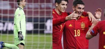 Liga Naţiunilor, etapa a 6-a | Spania a umilit Germania și s-a calificat în Final 4