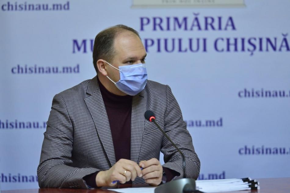 Ion Ceban privind cazurile de huliganism în Chișinău: Numele eroilor să fie făcute public