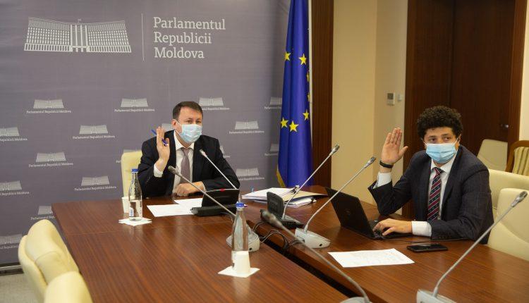 Auditorii CCRM au prezentat 3 rapoarte de audit financiar în cadrul ședinței Comisiei parlamentare de control al finanțelor publice!