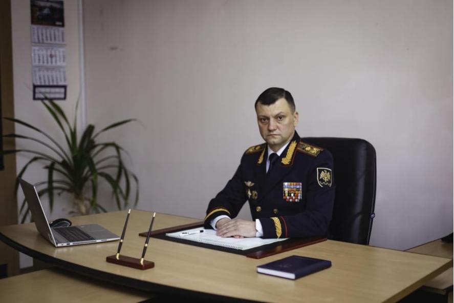 """(INTERVIU) Corneliu Groza: """"Sunt convins că Poliția de Frontieră este capabilă de a face față la un """"al doilea val al pandemiei"""""""""""