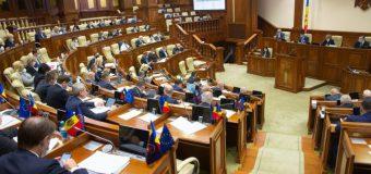 În anul 2020, Parlamentul a adoptat 259 de acte legislative