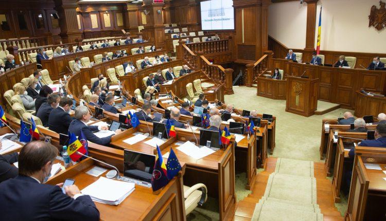 Votat! În Republica Moldova se instituie stare de urgență