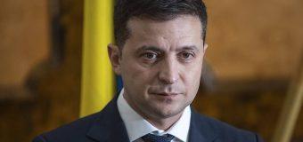 Preşedintele Ucrainei, spitalizat după infectarea cu COVID-19