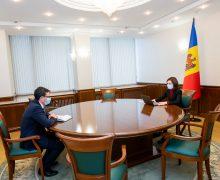 Noul șef al statului l-a chemat la discuții pe Octavian Armașu