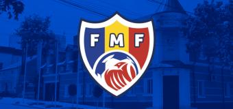 Federația Moldovenească de Fotbal suspendă competițiile sportive