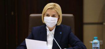 Irina Vlah: Îndemn toți deputații actuali ai Adunării populare și viitorii candidați să cucerească alegătorii prin idei și proiecte