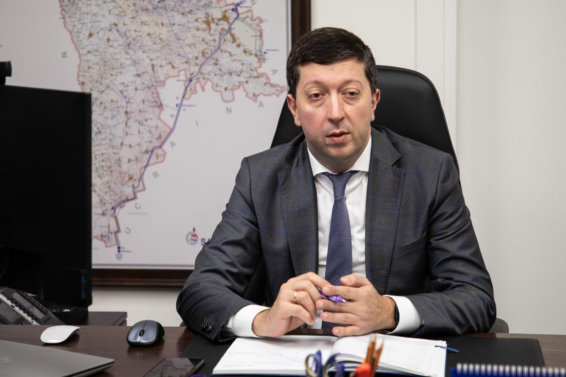 """În 2019, tariful pentru transportarea gazelor naturale a crescut de câteva ori. Cu ce este legată aceasta și care sunt efectele financiare? Răspunsul """"Moldovagaz""""!"""