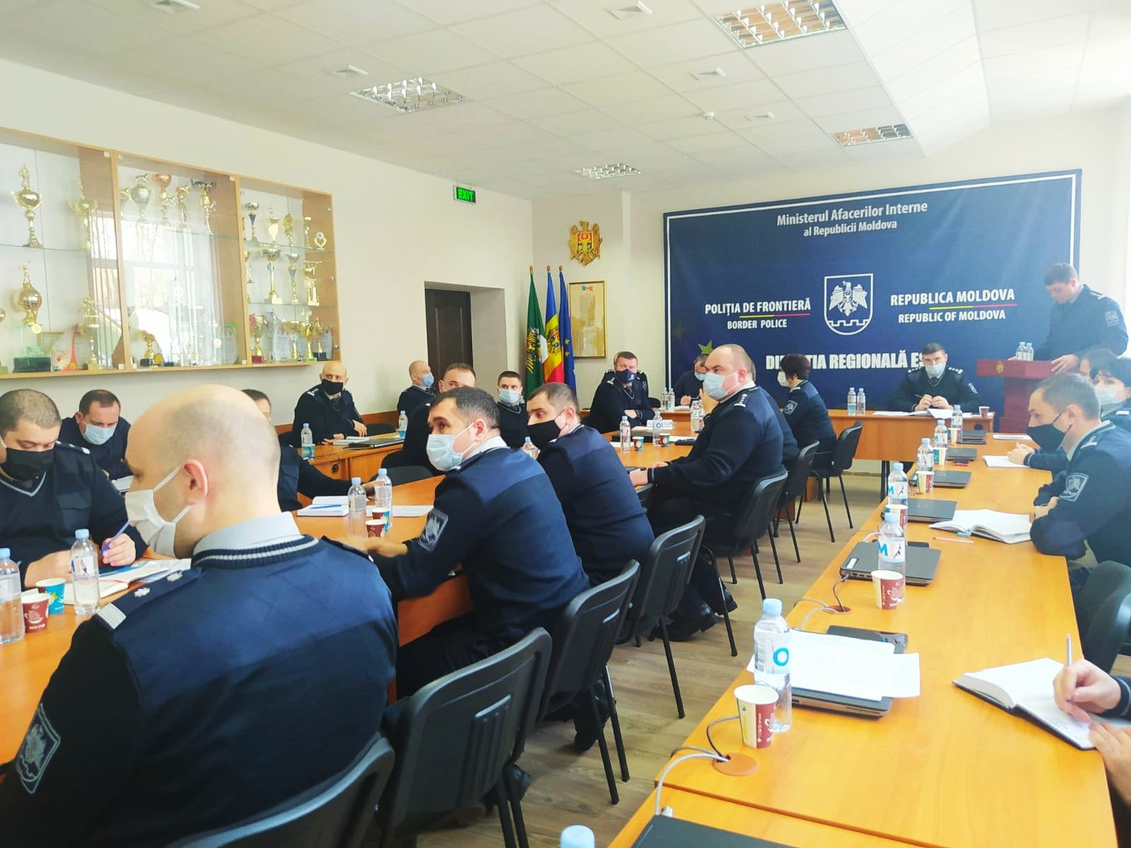 Anul 2020 pentru Direcția regională Est a Poliției de Frontieră – rezultate și provocări!