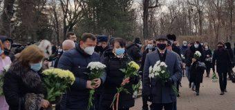 Andrei Năstase: Florile recunoștinței noastre sunt doar un gest de admirație, dincolo de care ar trebui să citim, să citim, să citim din opera eminesciană