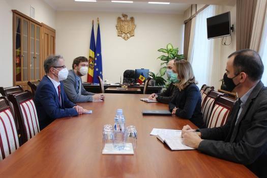 Reprezentantul Special al Președinției în exercițiu a OSCE pentru reglementarea transnistreană va efectua o vizită în Republica Moldova