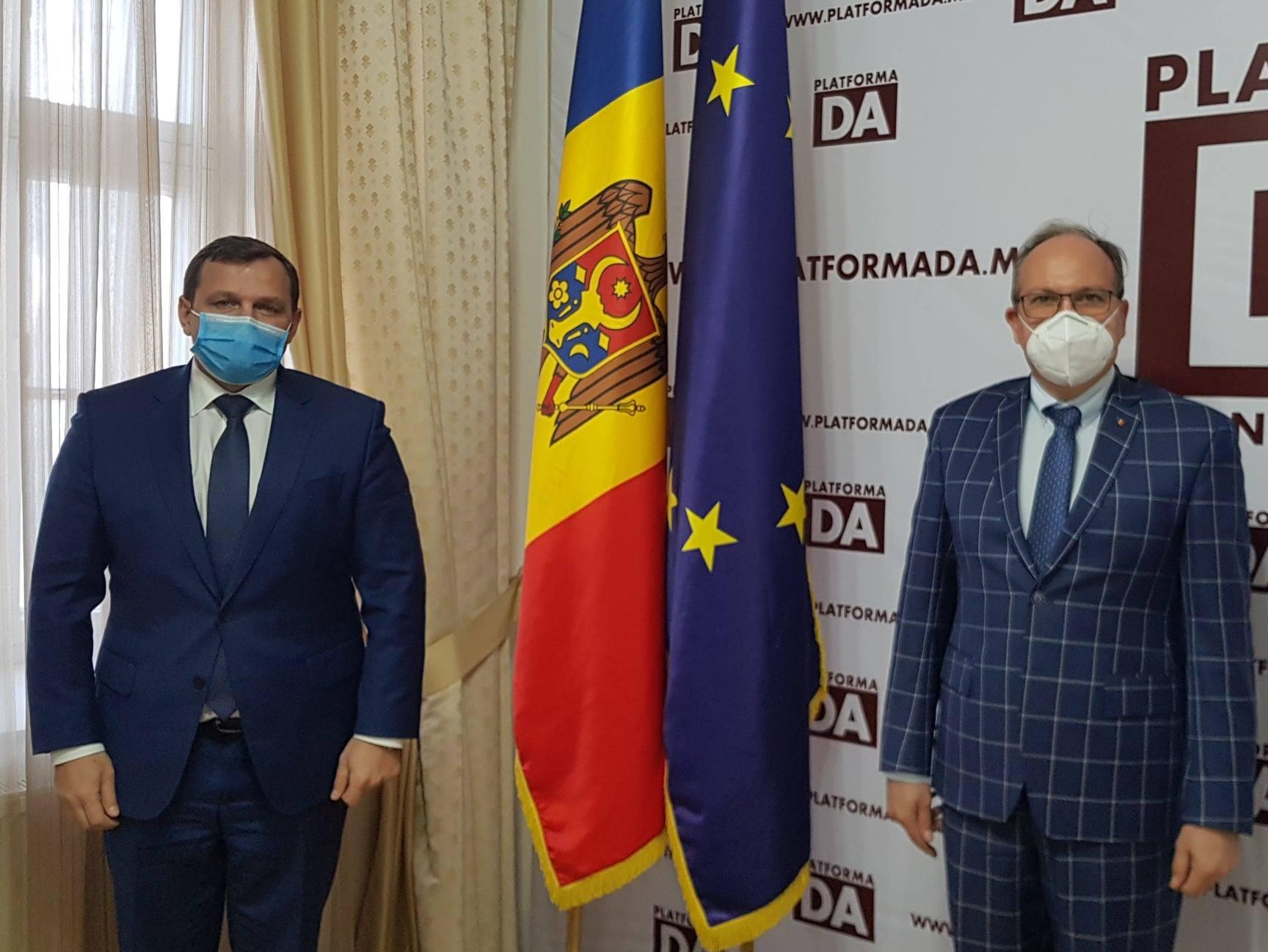 Andrei Năstase: E nevoie de mai multă atenție din partea autorităților moldovenești pentru investițiile și firmele românești
