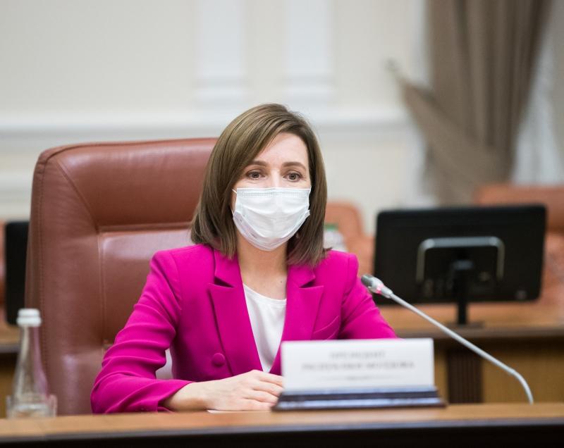 Declarațiile Maia Sandu în urma vizitei la Kiev!