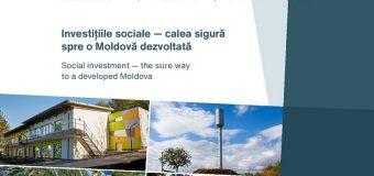(FOTO) Un album foto cu cele mai impresionante proiecte sociale implementate cu asistența tehnică a IP FISM cu suportul Guvernului German prin Banca KfW lansat în Republica Moldova