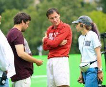 Serghei Ciuico. De pe terenul de fotbal – pe marele ecrane