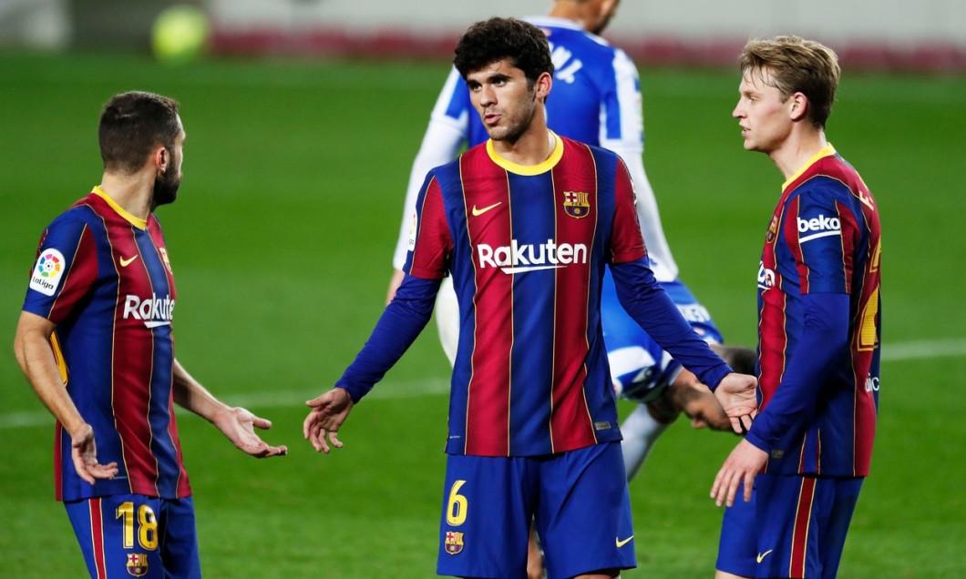 """Primul jucător care pleacă de la Barcelona în această iarnă: """"E deja la Madrid!"""""""