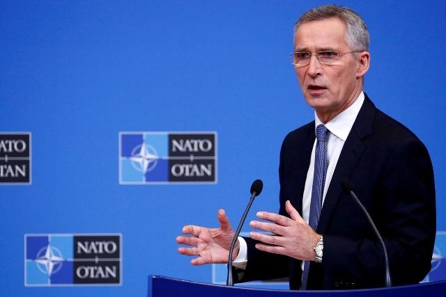 Maia Sandu a discutat cu Secretarul general al NATO