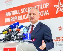 Igor Dodon: Curtea Constituțională i-a arătat din nou președintelui unde-i este locul