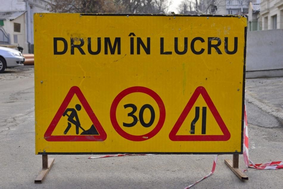 Traficul rutier pe strada Mitropolit Dosoftei – suspendat