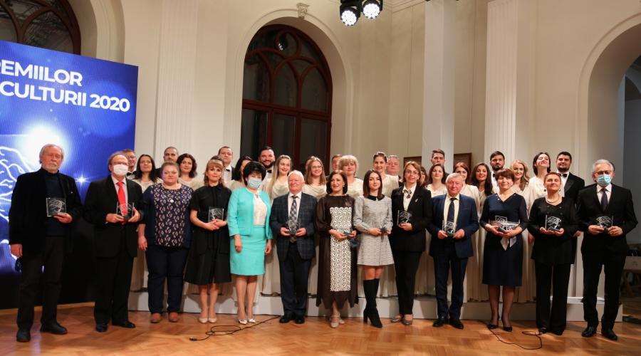 Laureații Galei Premiilor anuale în domeniul Culturii, ediția 2021