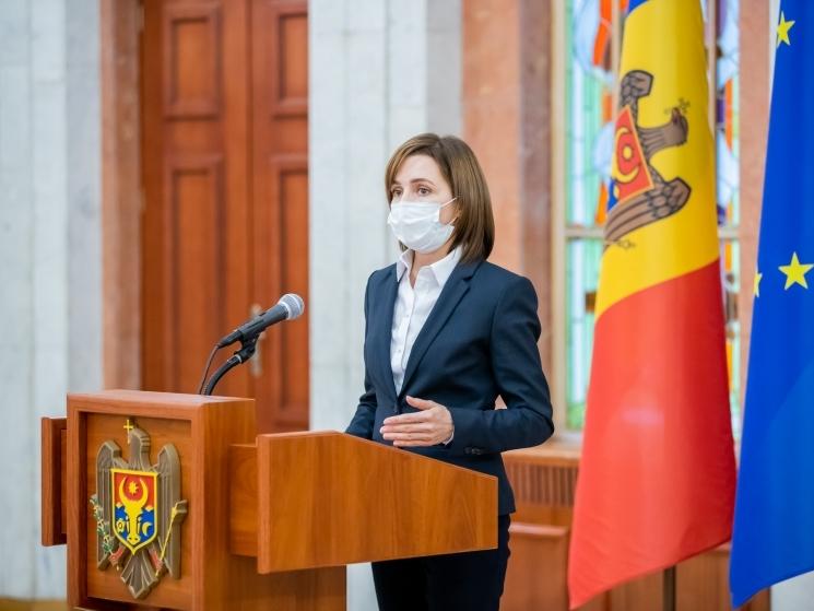 Maia Sandu: Am câștigat în prima instanță procesul intentat contra lui Ilan Șor pentru minciună și defăimare