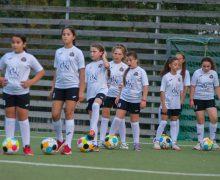 Primul club din Divizia Națională care a lansat o echipă de fete!