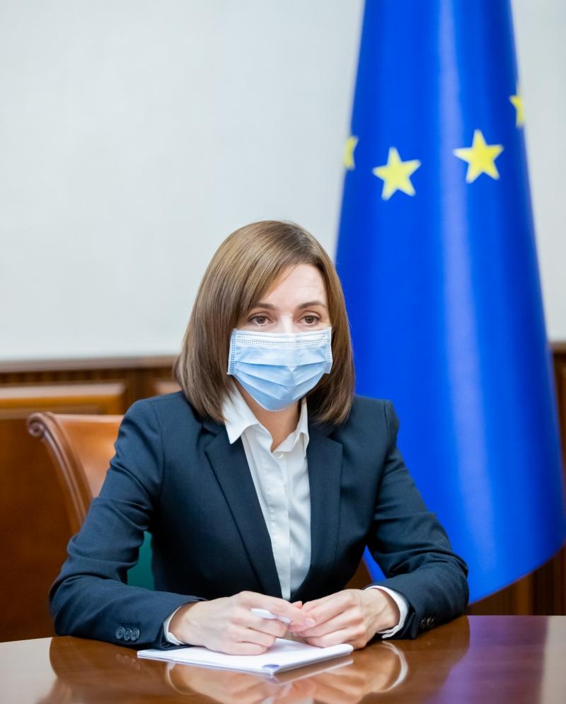 O jurnalistă a fost numită consilier al Președintelui Maia Sandu