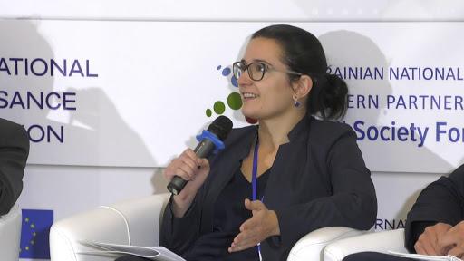 Cristina Gherasimov – consilierul Președintelui țării în domeniul politicii externe